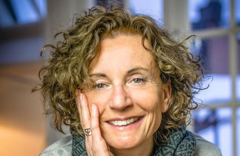 Ingrid Lomfors, director of the Living History Forum in Sweden (photo credit: LIVING HISTORY FORUM)