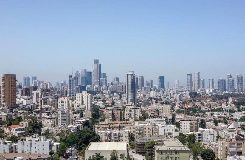 Tel Aviv (photo credit: PORSCHE)