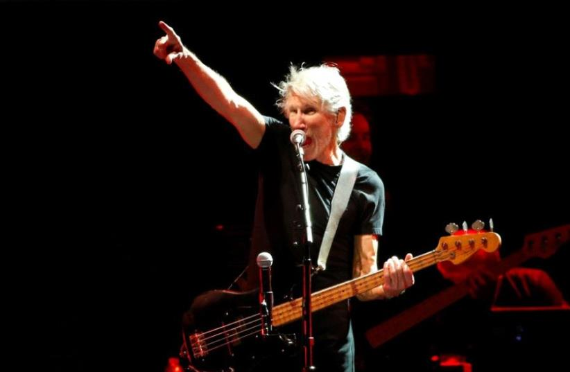 Roger Waters (photo credit: REUTERS)