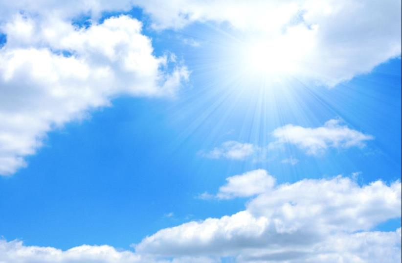 Sky heaven illustrative (photo credit: INGIMAGE)