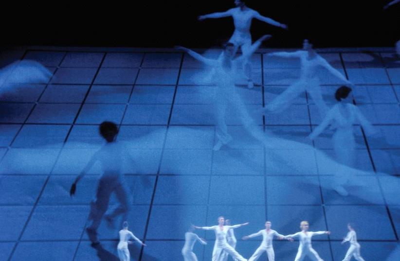Lucinda Childs's Dance (photo credit: PR)