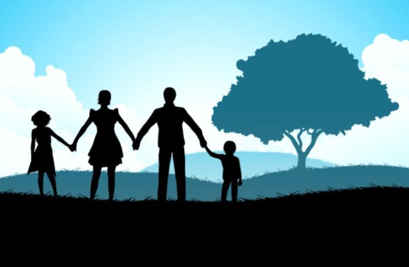 Family (photo credit: ING IMAGE/ASAP)