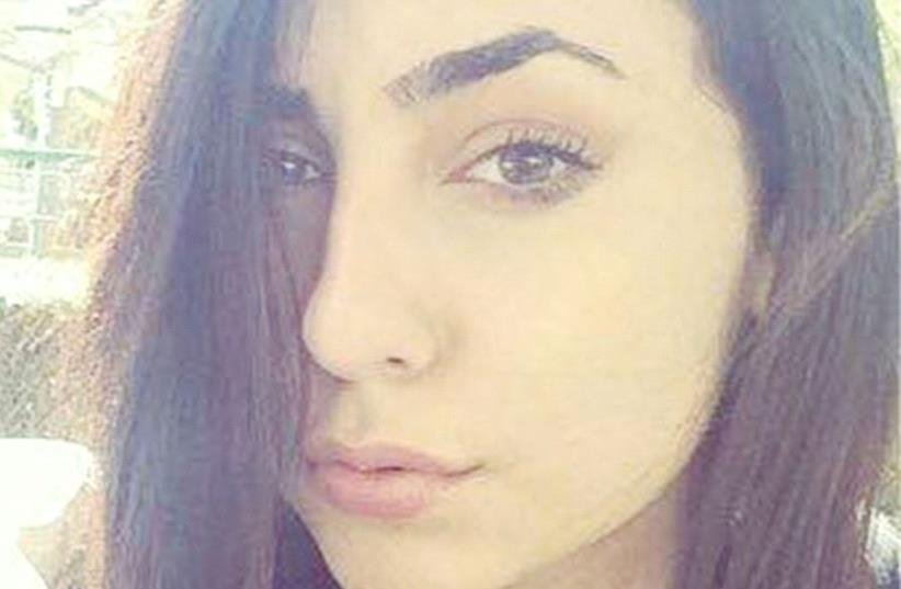 HENRIETTE KARA was found dead on Tuesday in the kitchen of her Ramle home with stab wounds on her neck. A week prior, she went to the police and filed a complaint about domestic violence. (photo credit: FACEBOOK)