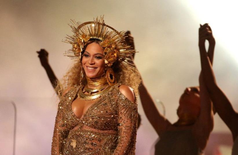 Beyonce  (photo credit: REUTERS)