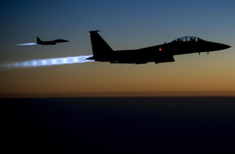 Israeli airstrikes reported south of Aleppo – Syrian media
