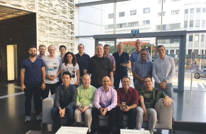 REPRESENTATIVES OF the companies that presented at Travel Tech Israel 2017.  (photo credit: Courtesy)