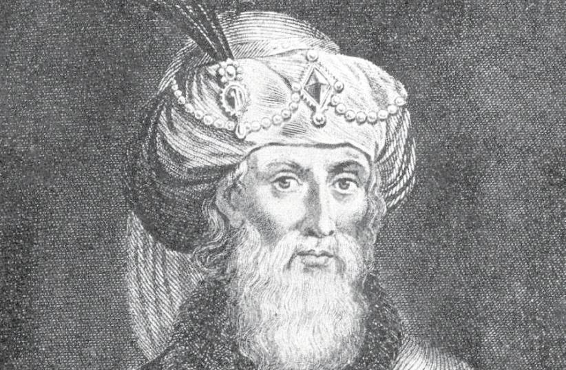 FLAVIUS JOSEPHUS  (photo credit: WIKIMEDIA)