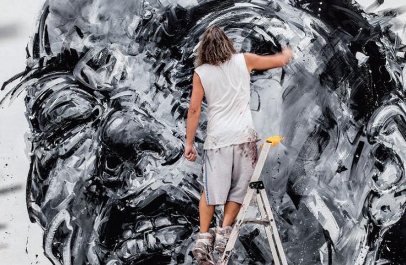 Philippe Pasqua's exhibition 'Memento Mori' (photo credit: PR)