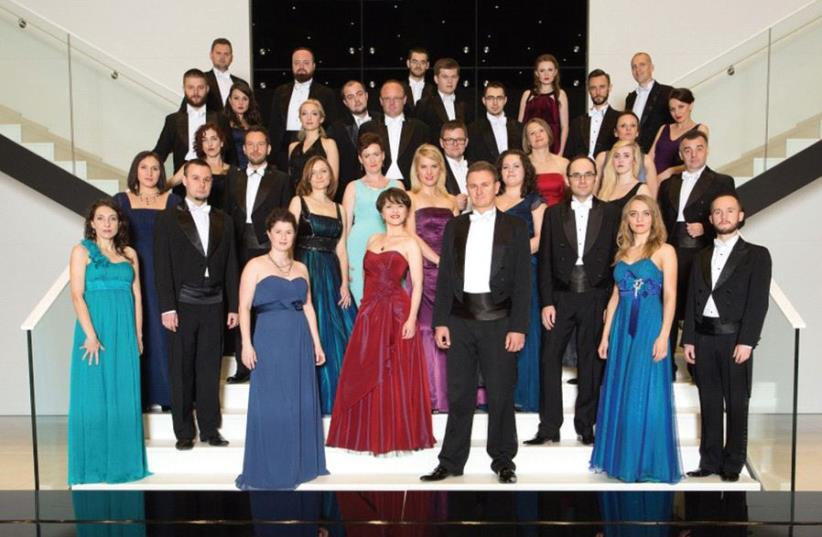 National Forum of Music (NFM) Choir from Wroclaw (photo credit: LUKASZ RAJCHER)