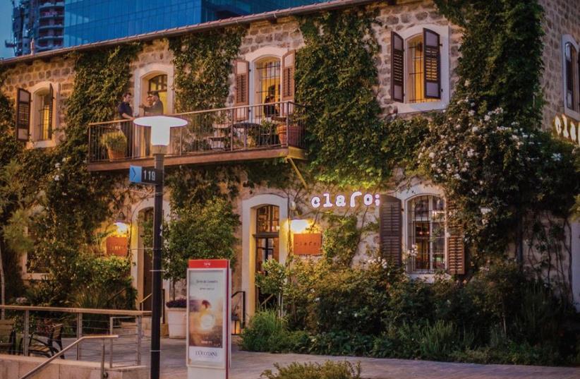 Claro restaurant (photo credit: PR)