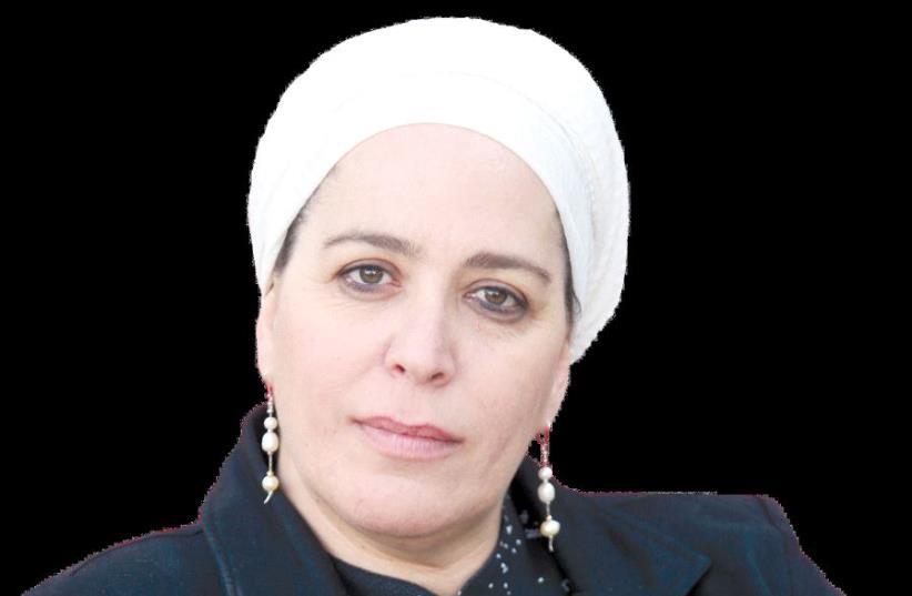 Dina Dayan (photo credit: ARIEL BSOR)