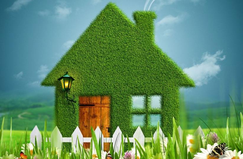 Eco world (illustrative) (photo credit: INGIMAGE)