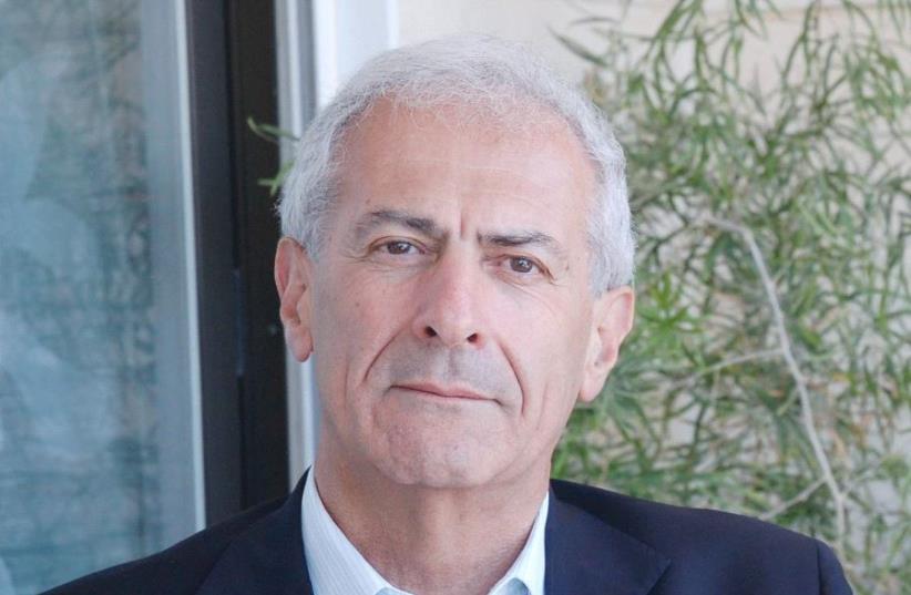 Hebrew University's Sergio DellaPergola, the world's senior expert on Jewish demographics (photo credit: COURTESY SERGIO DELLAPERGOLA)