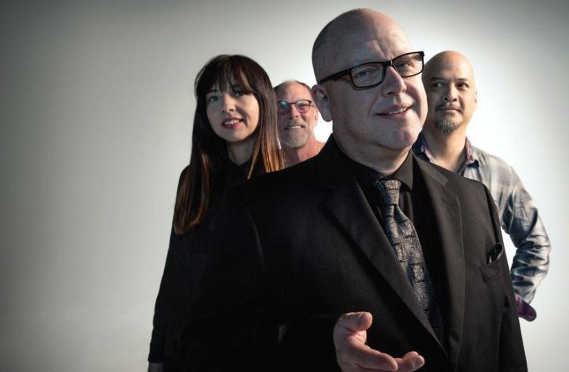 The Pixies (photo credit: PR)