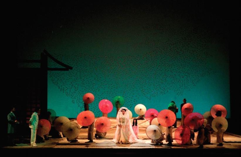 The Israel Opera  (photo credit: PR)