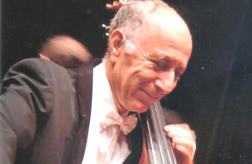 Bassist Gavriel Volé (photo credit: PR)
