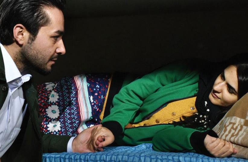 Aki Kaurismaki's film 'The Other Side of Hope' (photo credit: PR)
