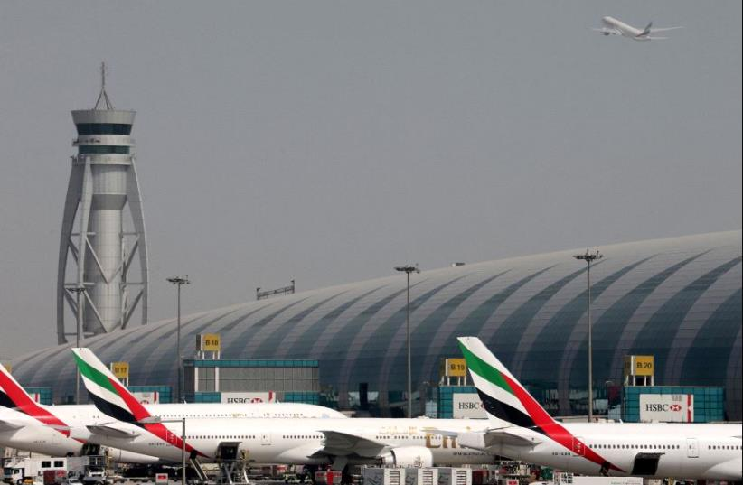 Israeli stuck in Dubai airport due to Palestinian passport