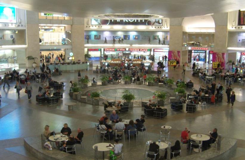 Ben Gurion Airport (photo credit: MEWASUL/WIKIMEDIA COMMONS)