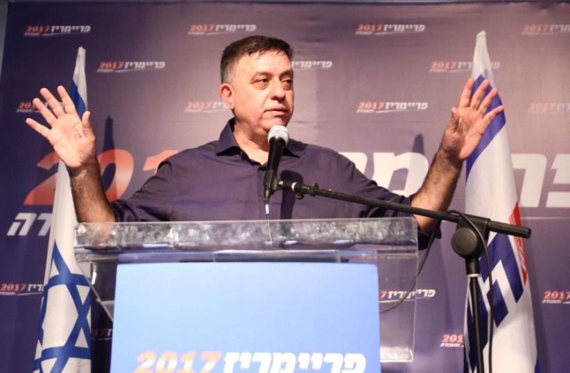 Avi Gabbay (photo credit: MARC ISRAEL SELLEM)