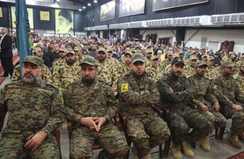 Hezbollah (photo credit: REUTERS)