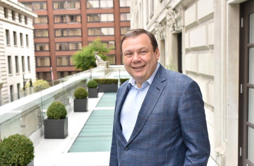Michael Fridman (photo credit: Courtesy)
