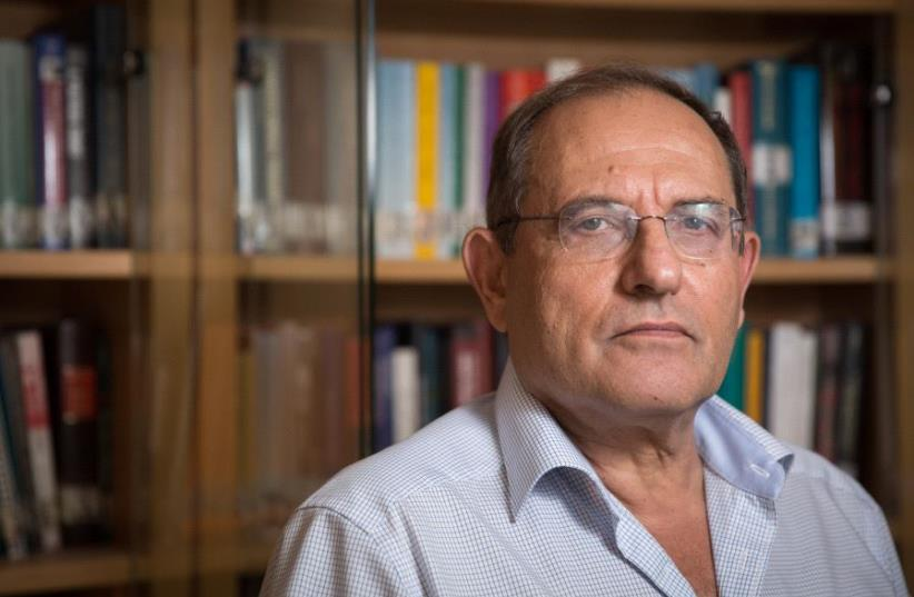 Hebrew University law professor emeritus Mordechai Kremnitzer  (photo credit: ISRAEL DEMOCRACY INSTITUTE)
