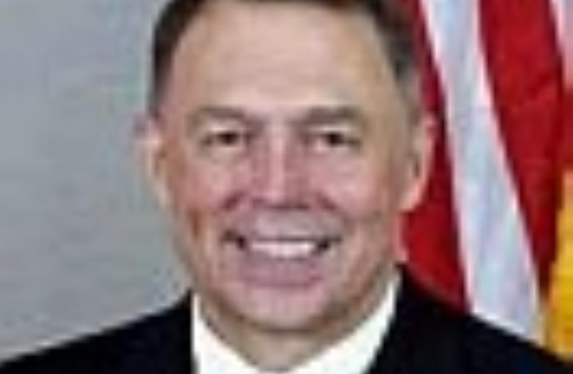 richard jones 88 (photo credit: US State Department)