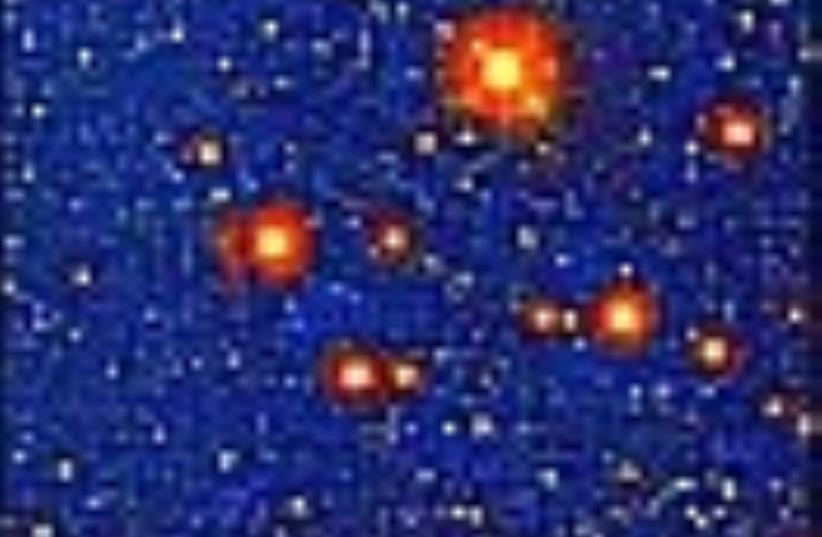astro quasar 88 ap (photo credit: AP [file])