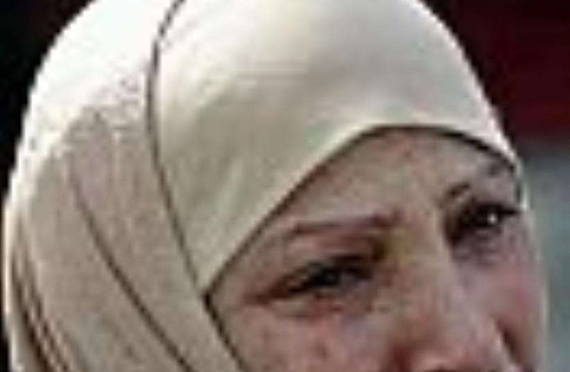 lebanon woman 88 (photo credit: AP [file])