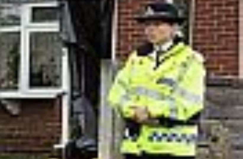 uk policewoman 88 (photo credit: AP)