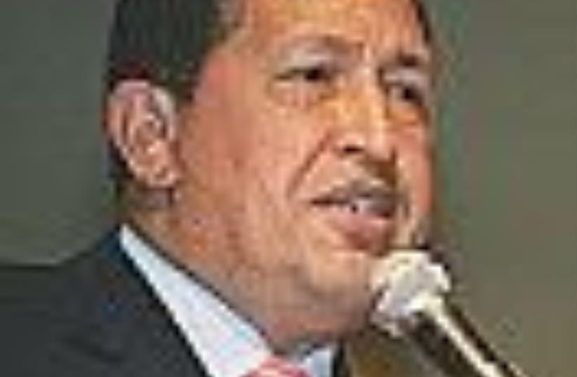 chavez 88 (photo credit: AP)