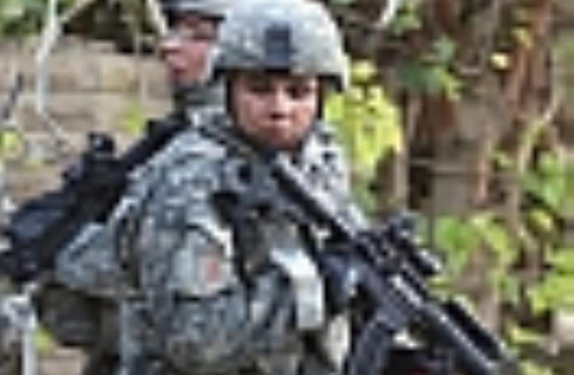 US troops Iraq 88 (photo credit: AP)