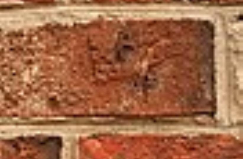 brick 88 (photo credit: Courtesy)
