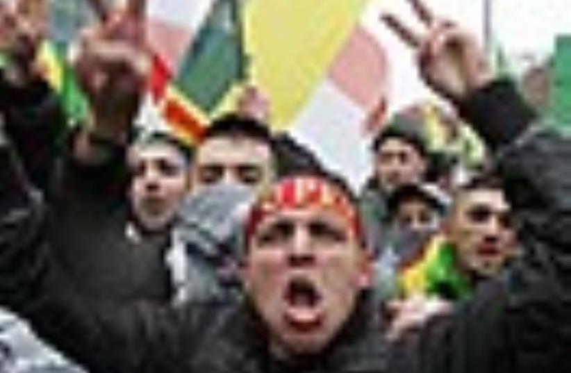 kurdish 88 (photo credit: AP)