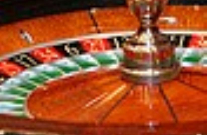 casino roulette 88 (photo credit: Courtesy)