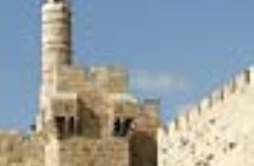 Jerusalem Walls 88 (photo credit: Ariel Jerozolimski)