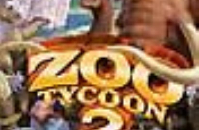 zoo tycoon 88 (photo credit: Courtesy)