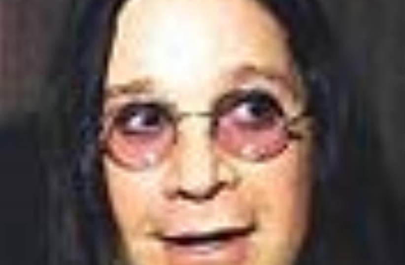 Ozzy Osbourne 88 (photo credit: Courtesy)