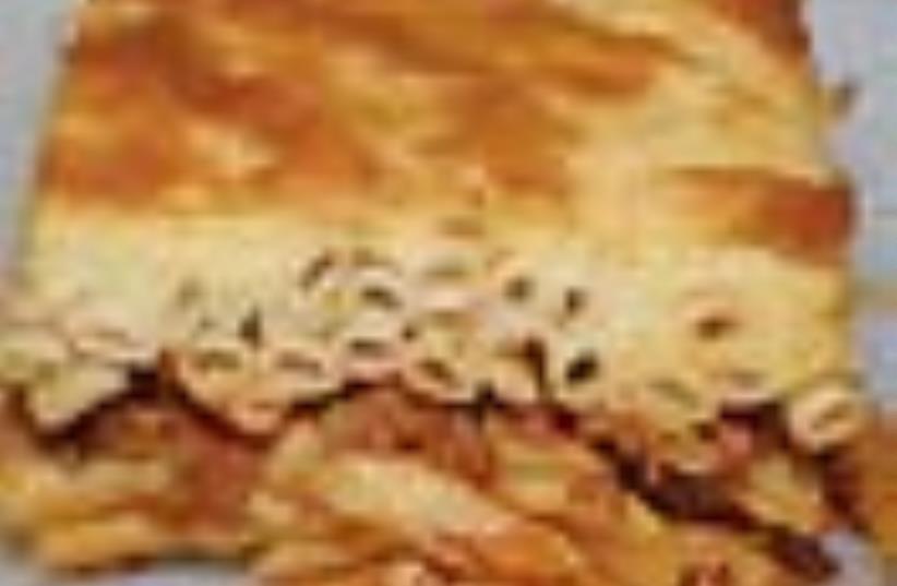 lasagna 88 (photo credit: Courtesy)