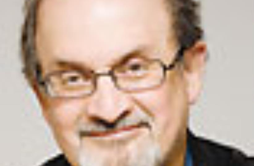 Salman Rushdie good 88 (photo credit: Beowulf Sheehan )