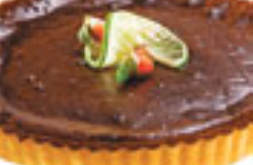 chocolate tart 88 (photo credit: Courtesy)