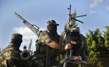 Report: Hamas calls back Gaza rocket prevention force