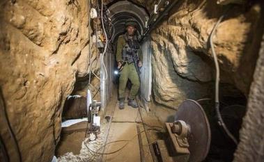 Sisäkuva Gazan metrosta