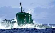 'Israeli subs with nukes in Gulf'