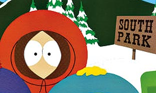 South Park TV Series.