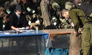 IDF reservists