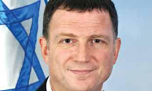 Edelstein: Anti-Israel reports led to anti-Semitism