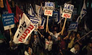 Thousands demonstrate in Tel Aviv to lift Gaza blockade
