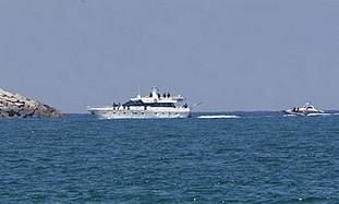 Navy escorts flotilla ships to Ashdod